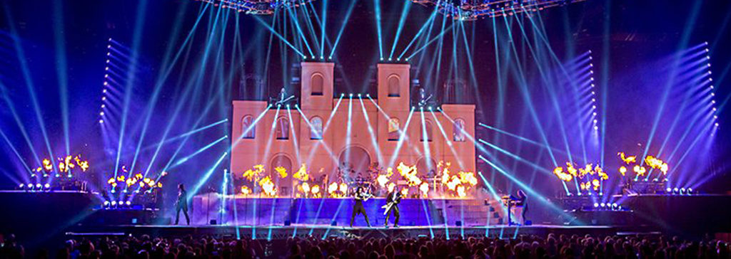 "7. Rock out to ""The Trans-Siberian Orchestra Experience: The Prophecy"" at Jesse Auditorium."