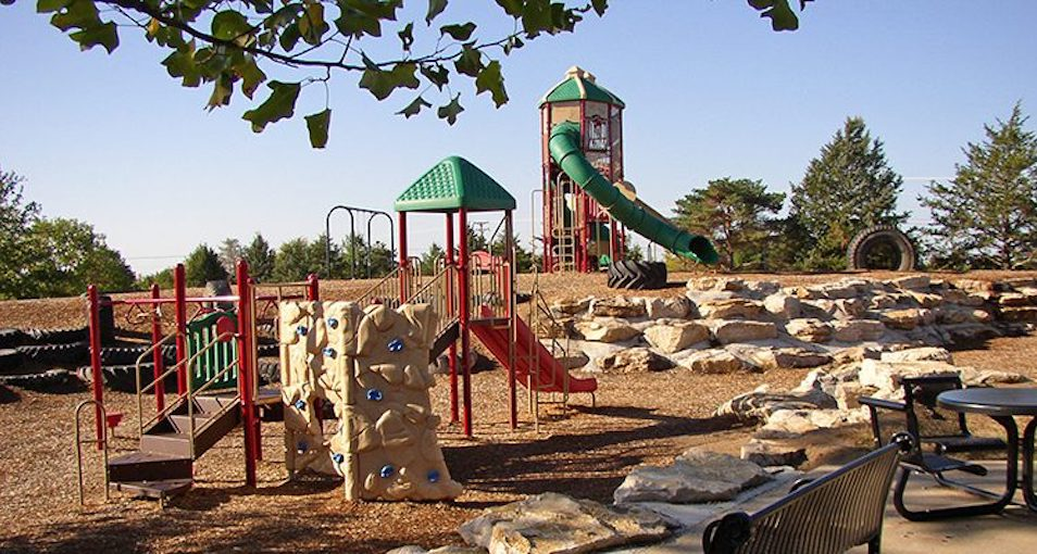 Local park and playground