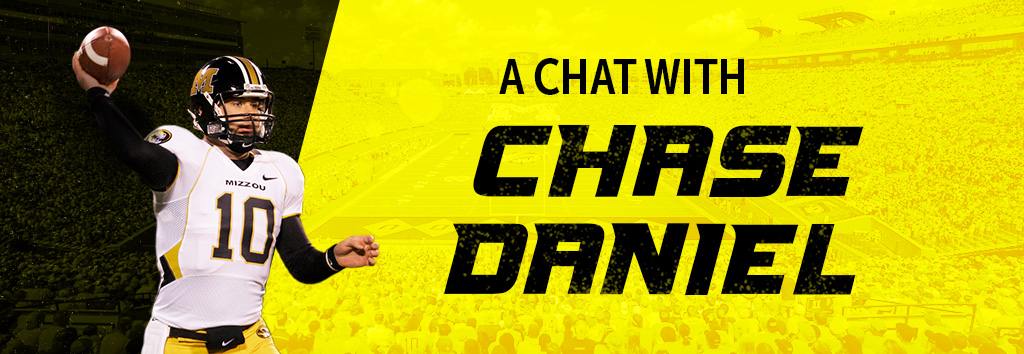 A Chat with Chase Daniel